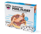 BigMouth Inc. Giant Chocolate Donut Pool Float - Brown 6