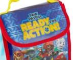 Zak! Paw Patrol Insulated Lunch Bag - Dark Blue/Red/Multi  4