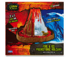Uncle Milton Fire & Ice Prehistoric Volcano - Multi  1
