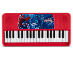 The Ultimate Spiderman Classic Electric Keyboard - Red/Blue 1