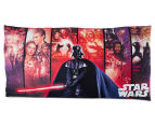 Nemcor 91x46cm Star Wars Body Pillow Sherpa - Multi  2