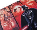 Nemcor 91x46cm Star Wars Body Pillow Sherpa - Multi  4