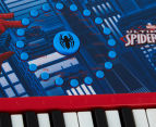 The Ultimate Spiderman Classic Electric Keyboard - Red/Blue 5