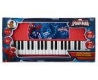 The Ultimate Spiderman Classic Electric Keyboard - Red/Blue 6