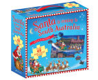 Santa Is Coming To South Australia Book And Floor Puzzle 1