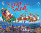 Santa Is Coming To Sydney Book 1