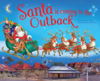 Santa Is Coming To The Outback Book 1