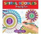 Spiral Doodles: Drawing Fun 1