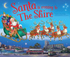 Santa Is Coming To The Shire Book 1