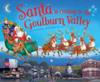 Santa Is Coming To The Goulburn Valley Book 1