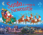 Santa Is Coming To Newcastle Book 1