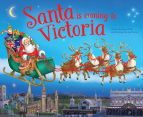 Santa Is Coming To Victoria Book 1