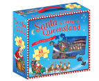 Santa Is Coming To Queensland Book And Floor Puzzle 1