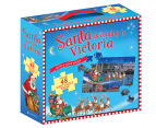 Santa Is Coming To Victoria Book And Floor Puzzle 1