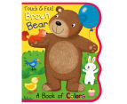 Touch & Feel Brown Bear: A Book Of Colours 1