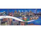Santa Is Coming To Melbourne Book 3