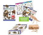 Discover Dinosaurs: Educational Box Set 2