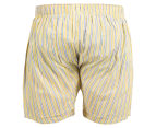 Polo Ralph Lauren Men's Classic Fit Woven Boxers - Navy/Summer Stripe 2