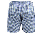 Polo Ralph Lauren Men's Classic Fit Woven Boxers - Navy/Summer Stripe 3