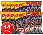 14 x Mars Variety Fun Size Share Pack 307g 1