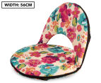 Cooper & Co. Floral Foldable Beach Chair - Multi 1