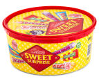 Swizzels Sweet Surprise Treats Tub 650g 1
