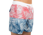 Speedo Griffith Watershort - Red/Blue/White 3