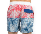 Speedo Griffith Watershort - Red/Blue/White 4