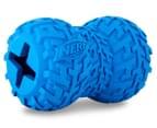 NERF Dog Large Tyre Feeder - Blue 3