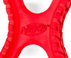 NERF Dog Large Infinity Tuff Tug Toy - Red 4