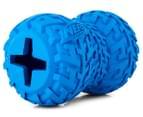 NERF Dog Large Tyre Feeder - Blue 5