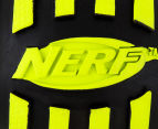 NERF Dog Medium Squeaker Football Toy - Green 5