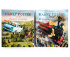 Harry Potter Illustrated Box Set 1