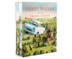 Harry Potter Illustrated Box Set 2