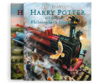 Harry Potter Illustrated Box Set 5