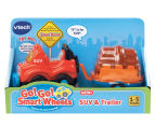 VTech Toot-Toot Drivers Off-Roader & Trailer 1
