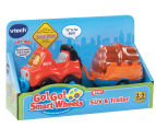 VTech Toot-Toot Drivers Off-Roader & Trailer 2
