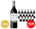 12 x Jacob's Creek Classic Shiraz 2015 750mL 1
