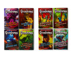 Goosebumps Collection 8-Book Slipcase 2