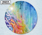Serpent 59cm Acrylic Glass Wall Art 1
