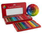 Faber-Castell 60 Watercolour Pencil Sketch Set 1