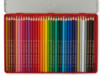 Faber-Castell 36 Classic Colour Pencils Gift Tin 2