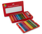 Faber-Castell 48 Watercolour Pencil Sketch Set 2