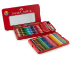Faber-Castell 60 Watercolour Pencil Sketch Set 2