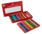 Faber-Castell 48 Classic Colour Pencil Sketch Set 2