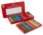 Faber-Castell 60 Classic Colour Pencil Sketch Set 2