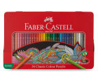 Faber-Castell 36 Classic Colour Pencils Gift Tin 5