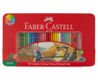 Faber-Castell 60 Classic Colour Pencil Sketch Set 5
