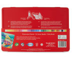 Faber-Castell 36 Watercolour Pencils Gift Tin 6