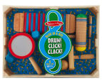 Melissa & Doug Band-In-A-Box - Drum! Click! Clack! Instruments 1